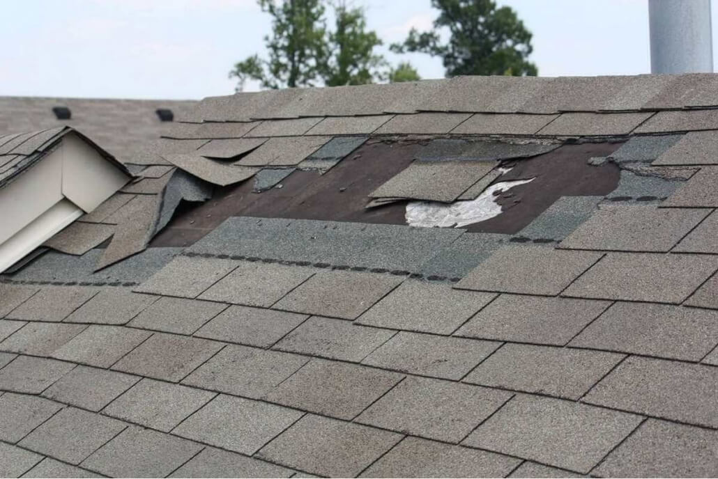 Recognizing Different Types of Roof Damage