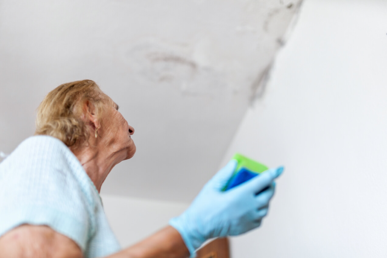 Water Stains on the Ceiling: Common Causes and Solutions